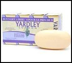 English Lavender soap